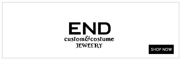 END custom&costume jewelry