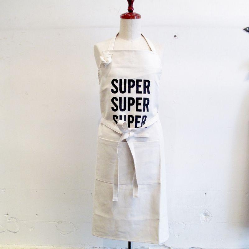 """画像1: DRESSSEN  PR10 THE PROFESSIONAL APRON""""SUPER SUPER SUPER""""  (1)"""