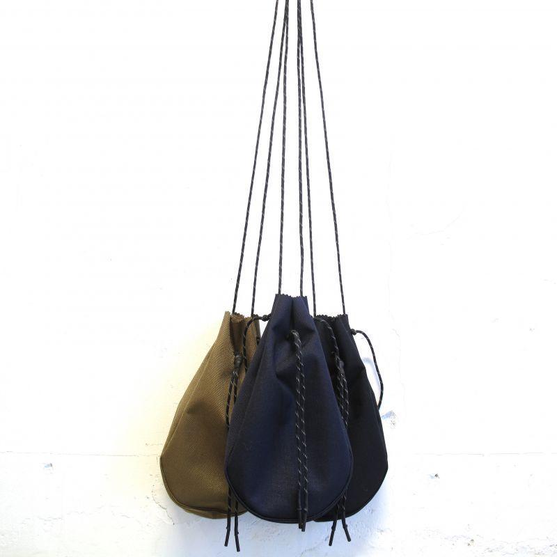 吉岡衣料店 drawstring bag L