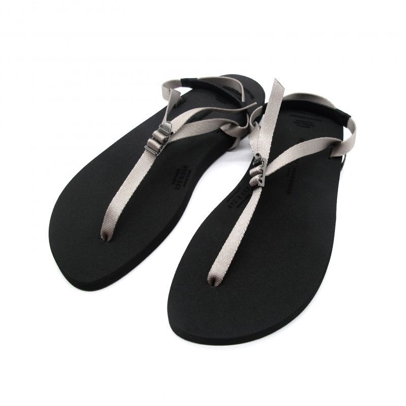 foot the coacher BAREFOOT SANDALS THICK SOLE
