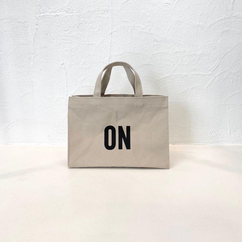"""DRESSSEN MARKET BAG X SMALL """"ON/ OFF"""" (SAND BEIGE COLOR)"""